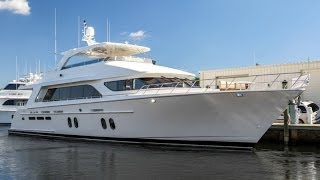 88' Cheoy Lee Bravo Motoryacht For sale - HD Video