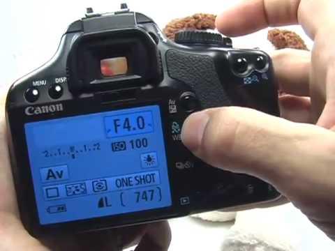 Canon XSi/450D: Night Portrait
