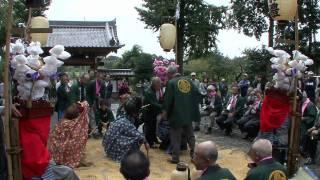 畔吉のささら獅子舞、上尾市無形民俗文化財(ハイビジョン編集作品)
