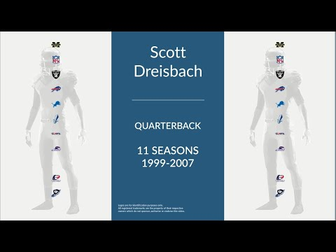 Scott Dreisbach: Football Quarterback