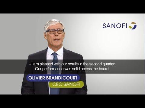Sanofi - 2nd Quarter Results 2015 - Interview with Olivier Brandicourt, CEO