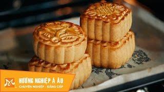 Cách làm bánh trung thu nướng thập cẩm | Học làm bánh trung thu