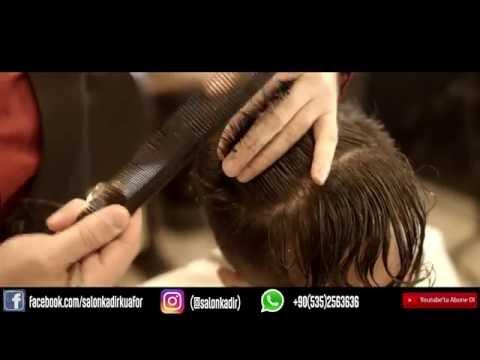 2016 En İyi Erkek Saç Modeli Rampa...