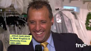 Video Impractical Jokers: Inside Jokes - Sal Plays Bride and Seek | truTV download MP3, 3GP, MP4, WEBM, AVI, FLV Juli 2018