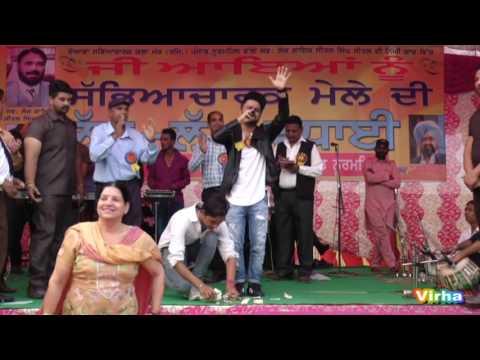 Akhil live performance Teri kami in nurmahallatest punjabi songs 2016