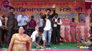 Akhil live performance Teri kami in nurmahal  latest punjabi songs 2016