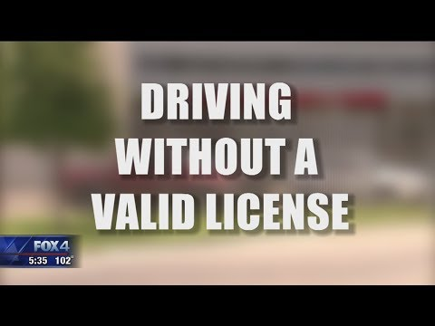 Some lawmakers want to get rid of Texas Driver Responsibility Program