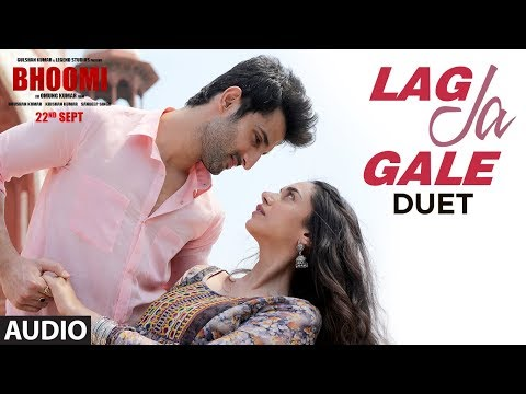 Lag Ja Gale (DUET) Full Audio Song | Bhoomi | Rahat Fateh Ali Khan | Shruti Pathak | Sachin-Jigar |