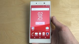 Sony Xperia Z5 - Unboxing