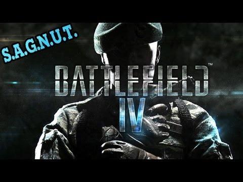 BATTLEFIELD 4 ANNOUNCED (SAGNUT)