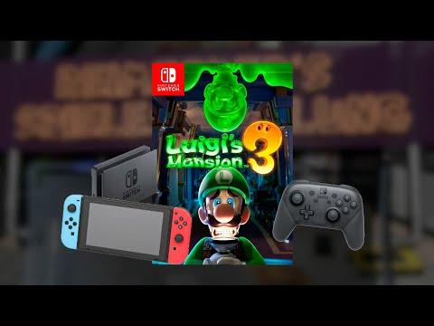 Gameplay : Luigis Mansion 3 [Switch]