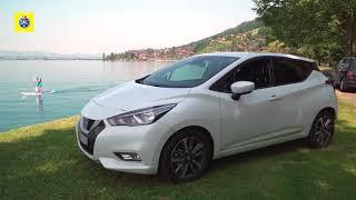 Nissan Micra 2017 - Autotest