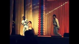 New Afro Russia dance