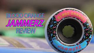 Blood Orange Jammerz Review // Motion Boardshop