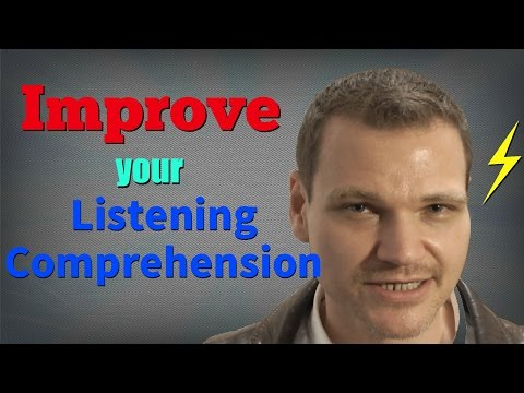 How To Improve Your Listening Comprehension