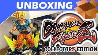 Unboxing - Dragonball FighterZ: Collectorz Edition - PS4 - Deutsch / German