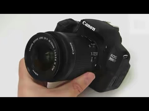 Canon Eos 700D Full review : Hardware. Software. Function. Drawbacks.....And My Opinion...... - YouTube