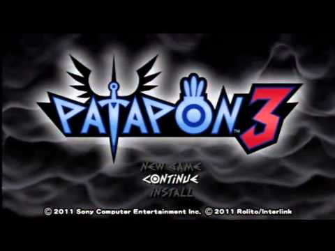 Patapon 3 Intro