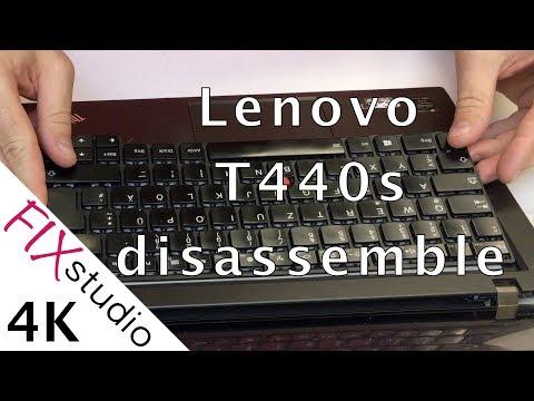 Repeat Lenovo ThinkPad T540p Tastaturwechsel / tauschen