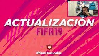🔴NUEVA ACTUALIZACION FIFA 19🔴