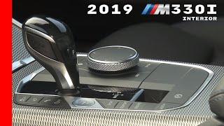 2019 BMW M330i Interior