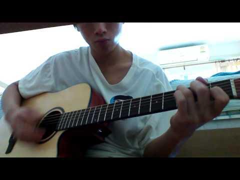โปรดเถิดรัก (Cocktail) acoustic guitar covered by Patrick