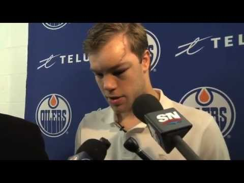 INJURY UPDATE: Taylor Hall - YouTube