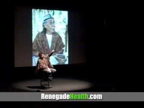 David Wolfe Delivers a Raw Chocolate Talk to Save the World #31