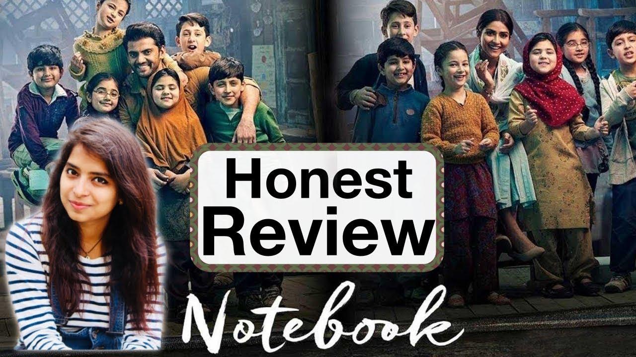Notebook Movie Review In Hindi | Notebook Story In Hindi | Zaheer Iqbal, Pranutan Bahl