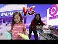 TARGET vs WALMART UNICORN Birthday Party SHOPPING HAUL!