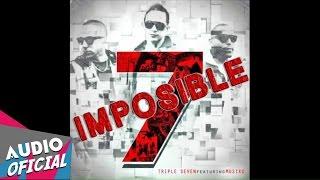 Triple Seven - Imposible   Bachata Cristiana