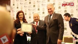 اتفرج | تكريم أبو عوف وهشام عباس في المرحلة الثانية من «الملكة»