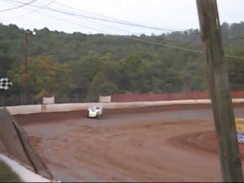 Joe David Turner BOB Quilifing at Lake Cumberland Speedway.