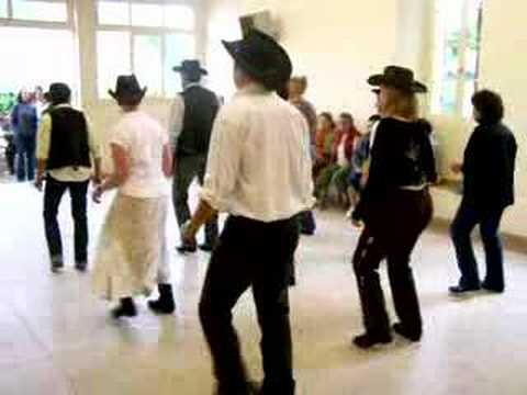 Line Dance Country Cut A Rug You