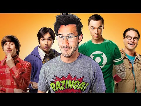 Markiplier Sings The Big Bang Theory Theme Song