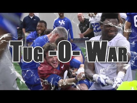Kentucky Football: Tug-O-War