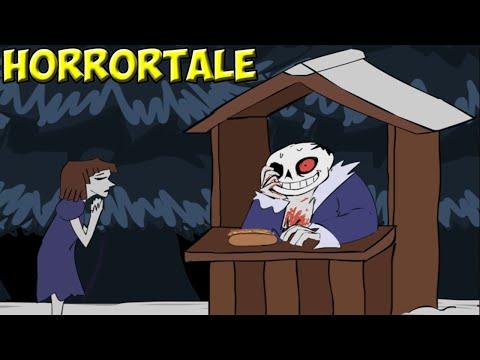 Horrortale Teaser - Ужастик Undertale
