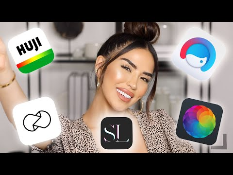 BEST EDITING APPS FOR INSTAGRAM + IG STORIES  |iluvsarahii