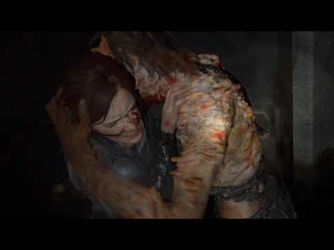 The Last of Us Part II - 17: Courthouse Parking Garage
