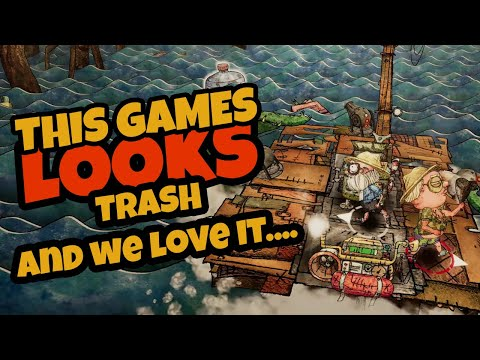 This game is trash and we love it |