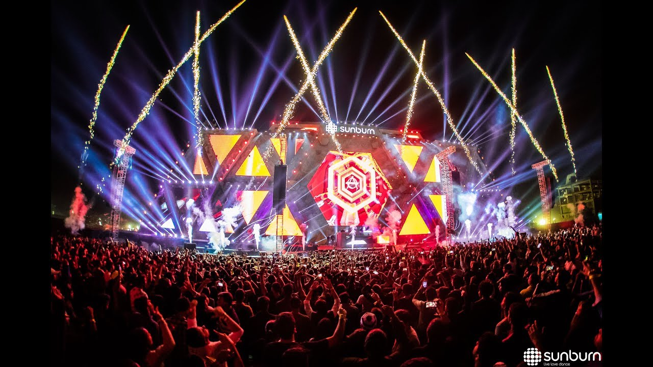 SUNBURN Festival Officially Announces Its Return To Goa EDMLI