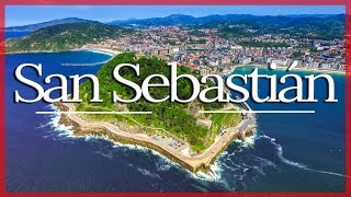 Zapętlaj PERFECT day in SAN SEBASTIÁN Basque Country | vagabrothers