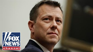 Strzok lawyer claims firing was politically motivated