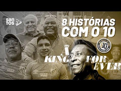 8 HISTÓRIAS COM O 10! #Pelé10×8