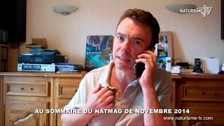 Repeat youtube video Vidéo Naturisme TV - Natmag 33 - Novembre 2014 - La bande-annonce