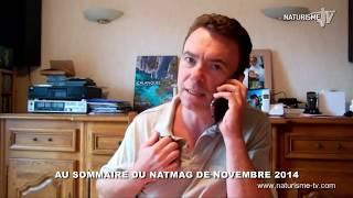 Repeat youtube video Vidéo Naturisme TV - Natmag 33 - Novembre 2014 - La bande-annonce