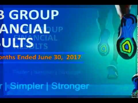 NCB Investor's Briefing - July 28, 2017
