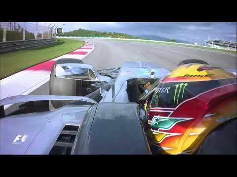 Lewis Hamilton's 70th Career Pole   2017 Malaysian Grand Prix