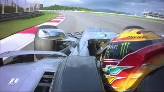 Lewis Hamilton's 70th Career Pole | 2017 Malaysian Grand Prix