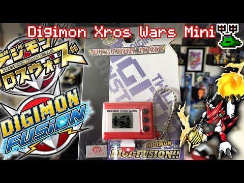 Digimon Xros Wars Mini! Unboxing / Review #Digimon